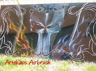 Airbrush Panel