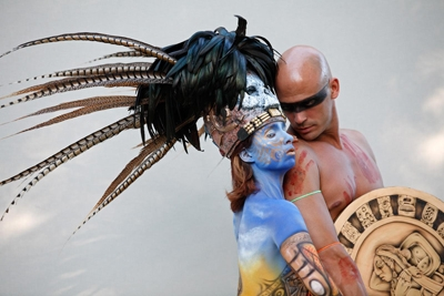 BodyPainting Event