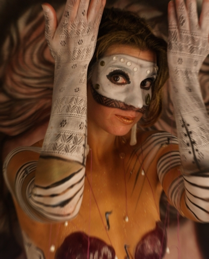 BodyPainting Special Effect