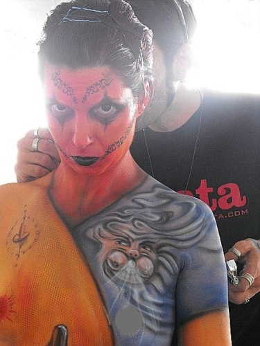 Eventi Body Painting