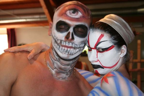 Body Painting Evento