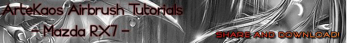 Download FREE Airbrush Tutorials