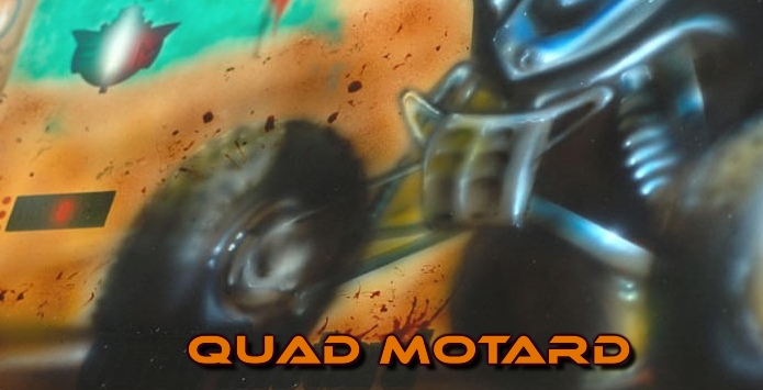 Quad Motard 2006