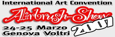 Airbrush Show 2007