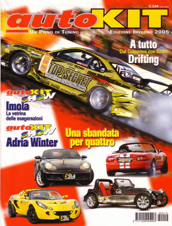 Auto Kit Show 2005