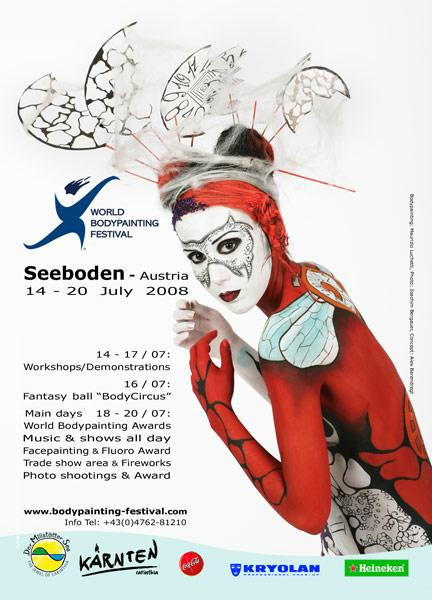 World BodyPainting Festival 2008